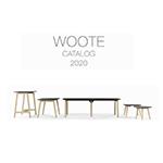 میز های woote