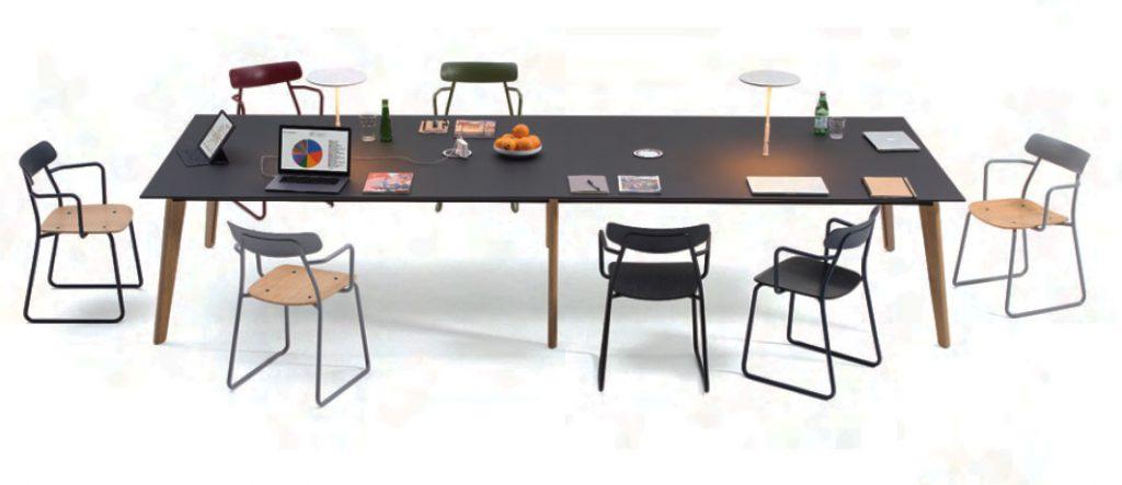 میز جلسه