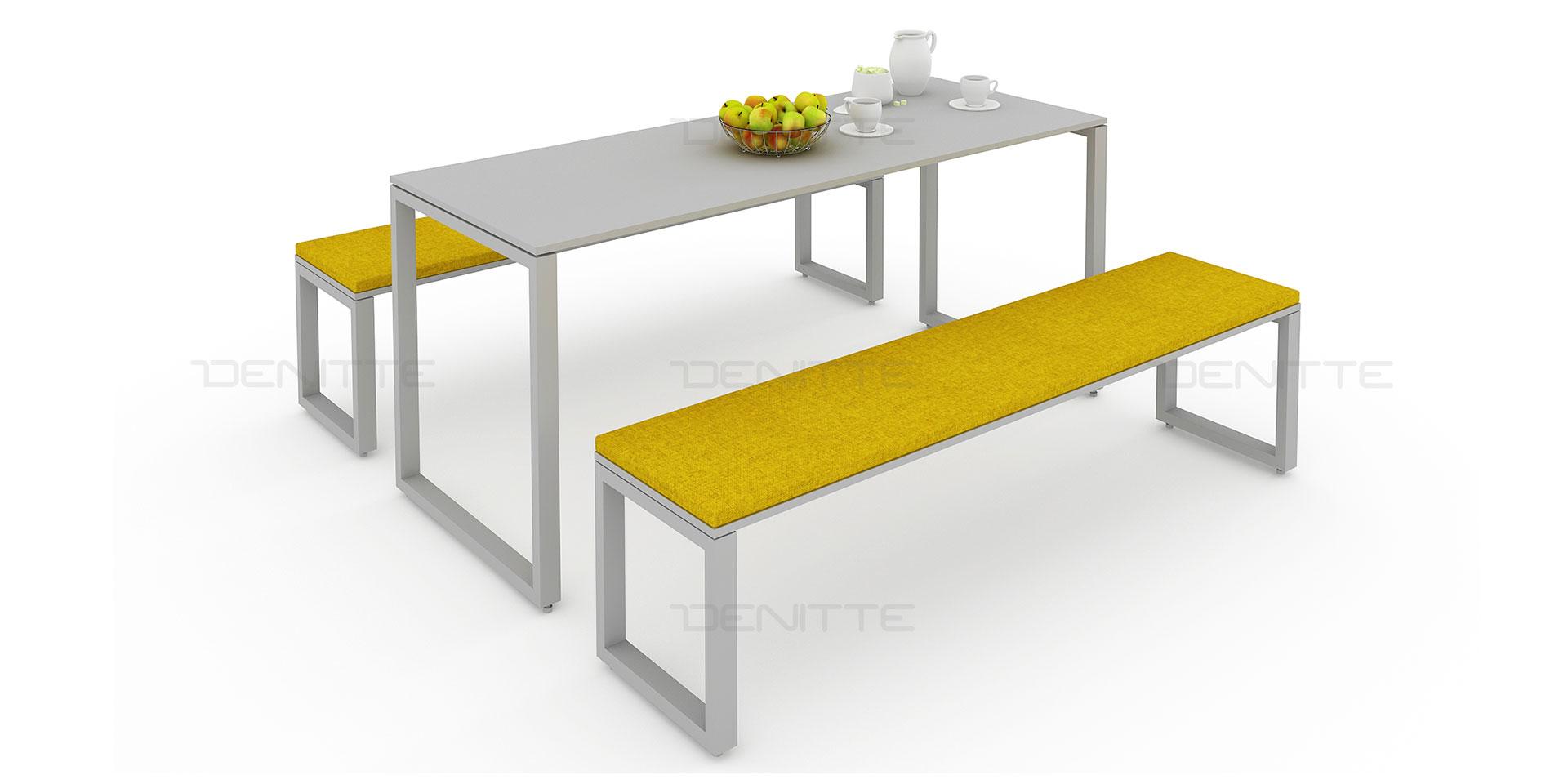 نیمکت و میز O