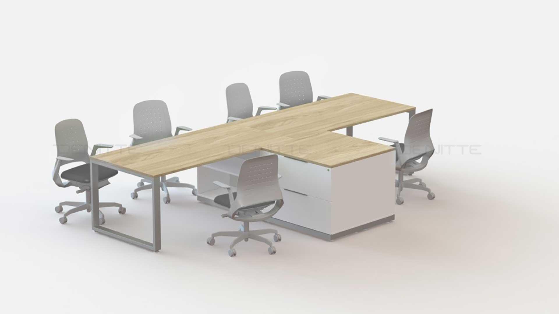 میز گروهی اداری پالس