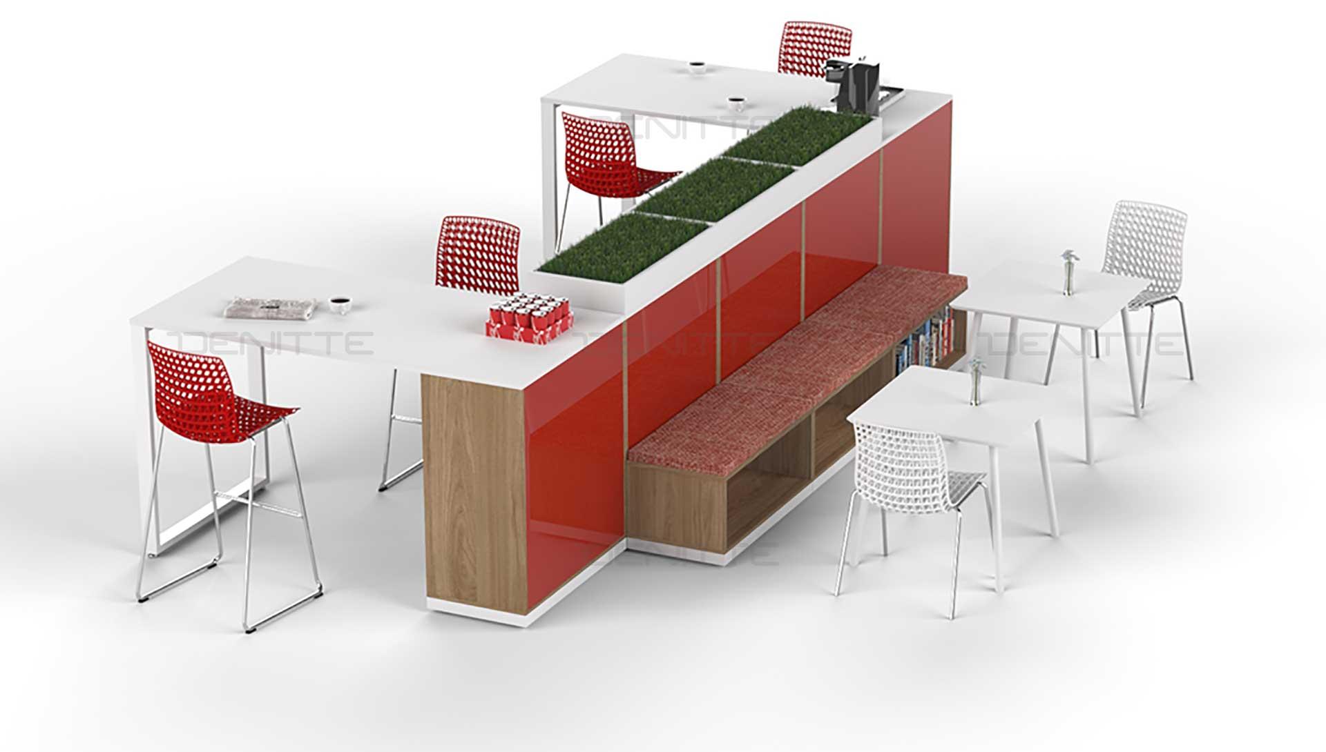 انواع میز کار گروهی