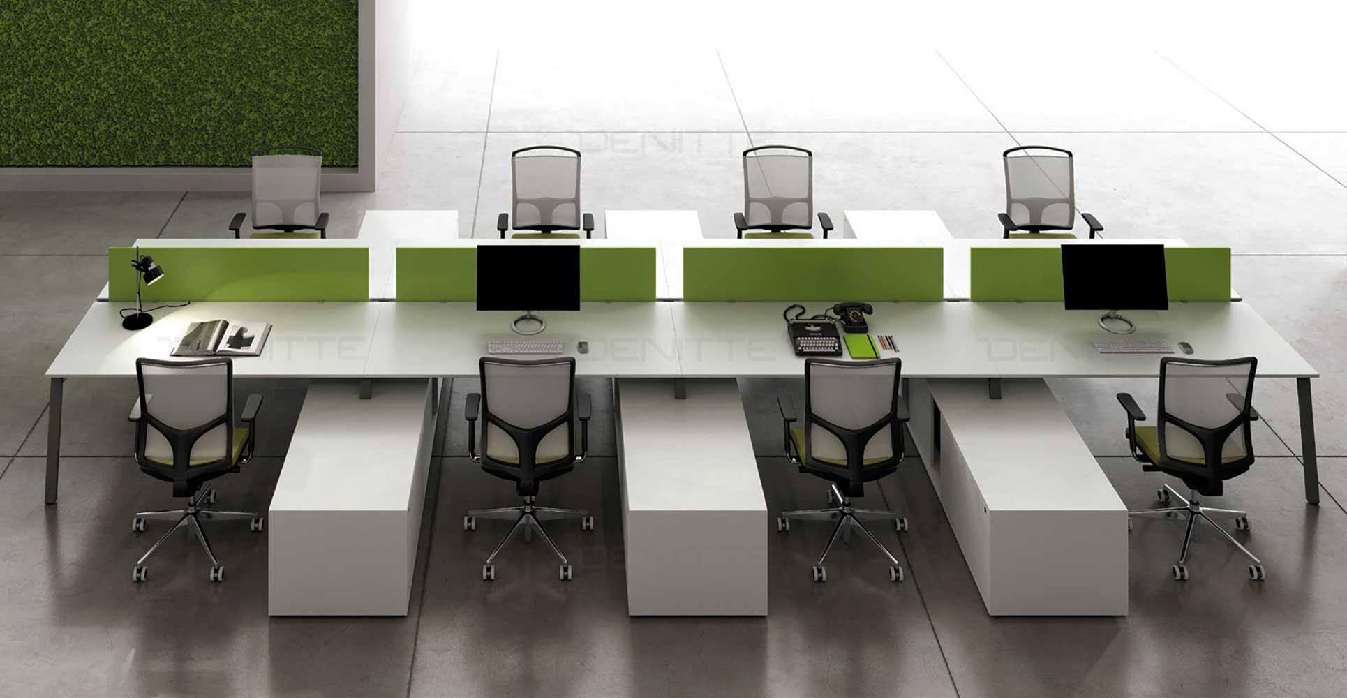 میز کار گروهی A دنیته