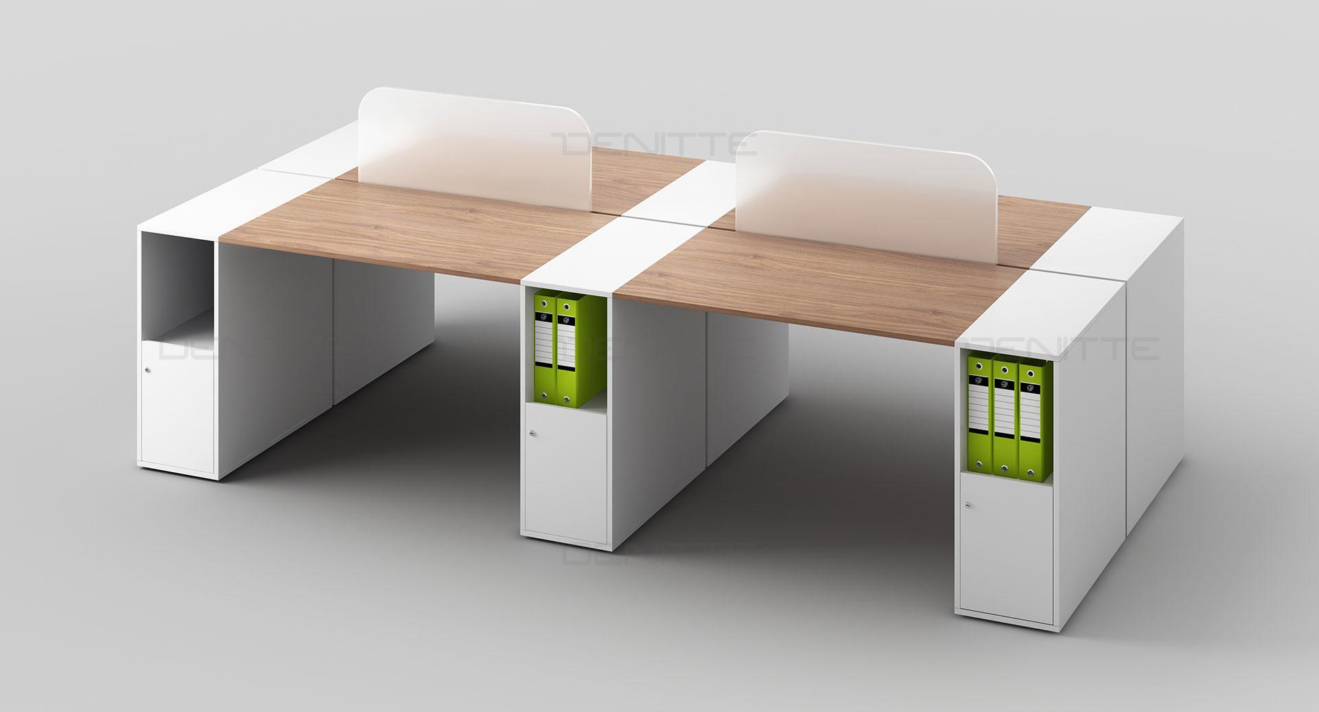 میز گروهی فایل دار fit