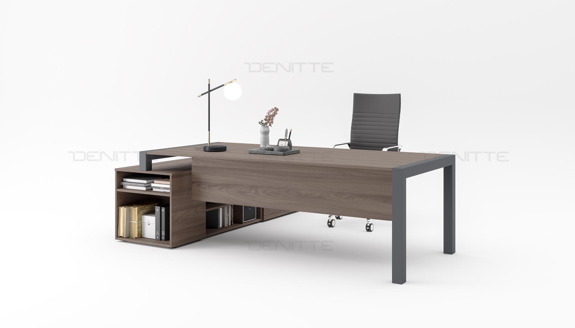 میز مدیریت مدرن کاپر