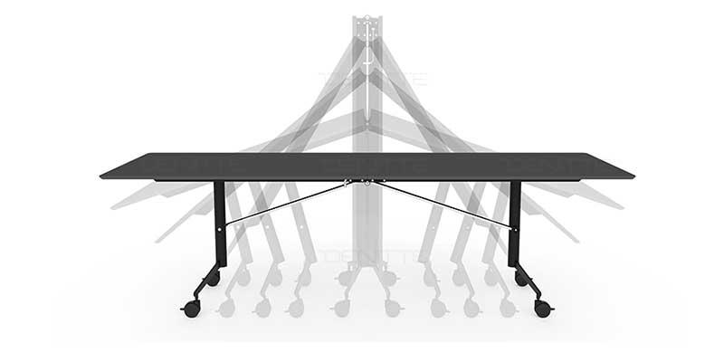 میز متحرک و میز ماژولار