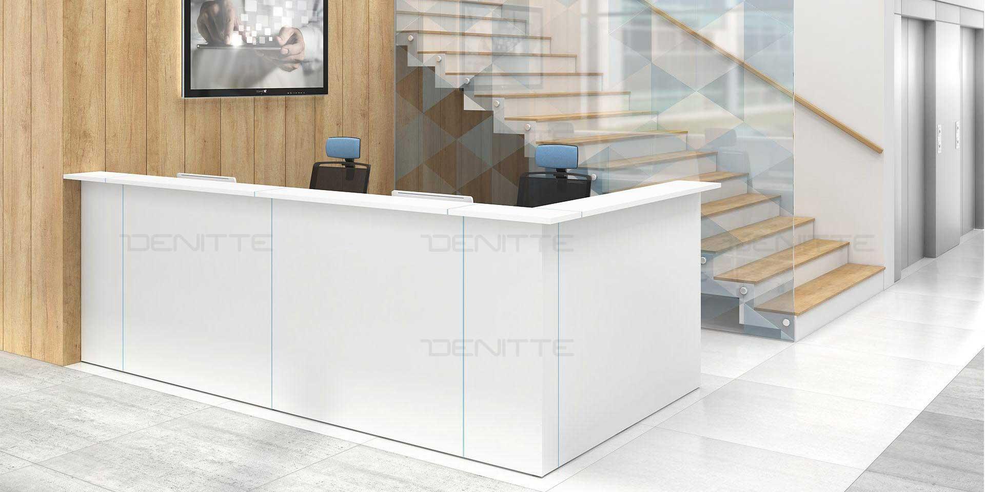میز های پذیرش دنیته