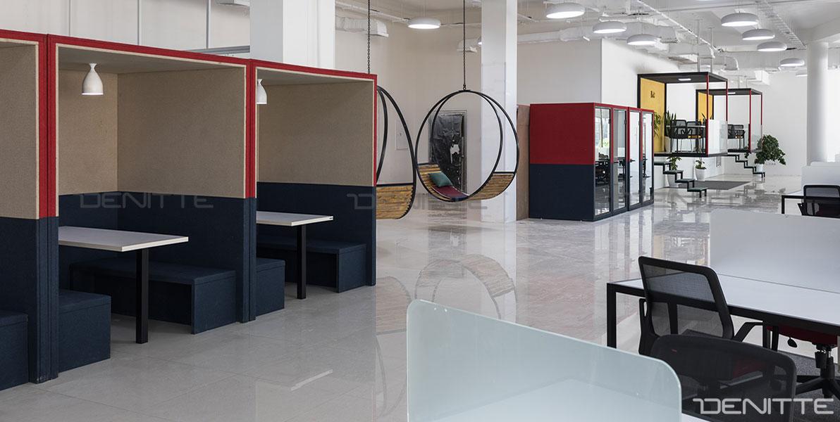 اتاق آکوستیک در پروژه پارک فناوری پردیس