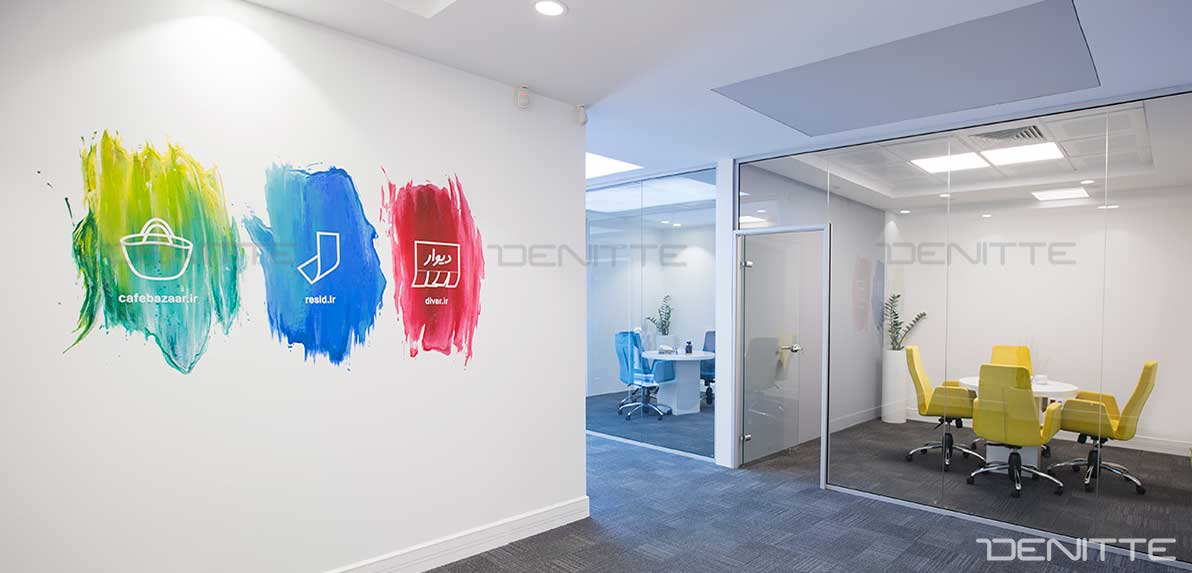 مبلمان مدرن شرکت دیوار